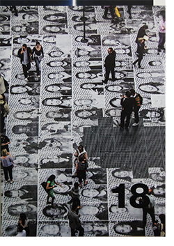COMME des GARCONS × JR 2015 No.18 DM コム デ ギャルソン