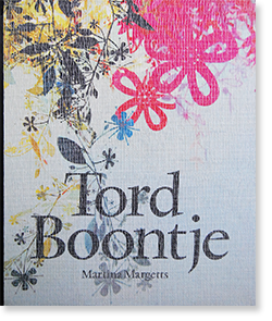 TORD BOONTJE Martina Margetts トード・ボーンチェ 作品集
