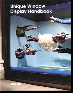 Unique Window Display Handbook ユニーク・ウィンドウ・ディスプレイ・ハンドブック
