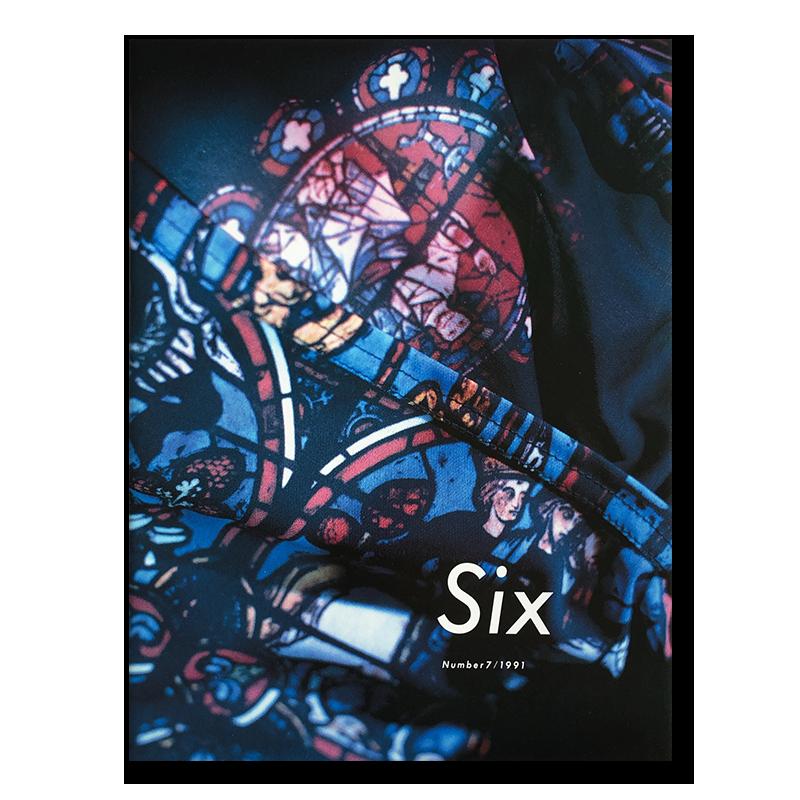 Comme des Garcons SIX (Sixth Sense) Number 7 1991
