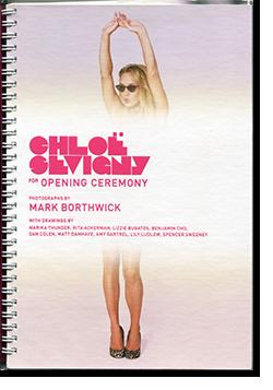 CHLOE SEVIGNY For Opening Ceremony photographs by Mark Borthwick マーク・ボスウィック