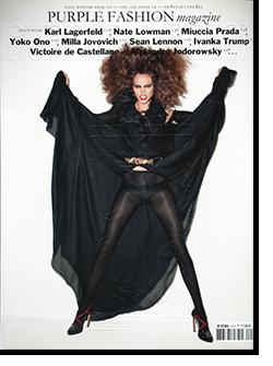 Purple Fashion issue 12 Fall/Winter 2009/10 パープルファッション 2009年12号