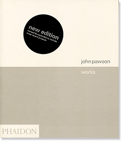 John Pawson Works revised & expanded edition Deyan Sundjic ジョン・ポーソン 作品集