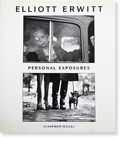 ELLIOTT ERWITT Personal Exposures Fotografien 1946-1988 German edition エリオット・アーウィット 写真集