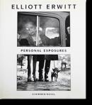 ELLIOTT ERWITT Personal Exposures Fotografien 1946-1988 German edition エリオット・アーウィット 写真集