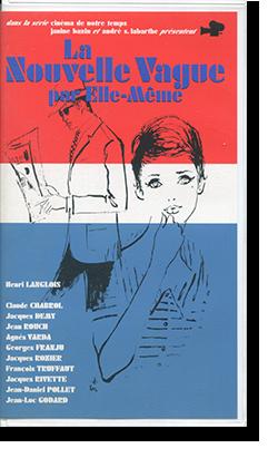 それ自身によるヌーヴェル・ヴァーグ VHS La Nouvelle Vague par Elle-Meme