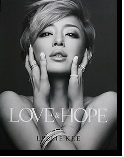 LOVE & HOPE+FIVE Leslie Kee & Ayumi Hamasaki レスリー・キー 写真集 浜崎あゆみ