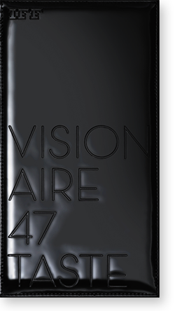 VISIONAIRE No.47 ヴィジョネア 47号 TASTE collaboration with IFF
