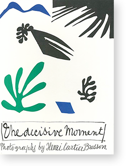 THE DECISIVE MOMENT facsimile edition Henri Cartier-Bresson アンリ・カルティエ=ブレッソン 写真集