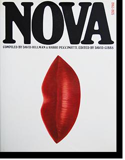NOVA 1965-1975 David Hillman & Harri Peccinott デヴィッド・ヒルマン ハリ・ペチノッティ