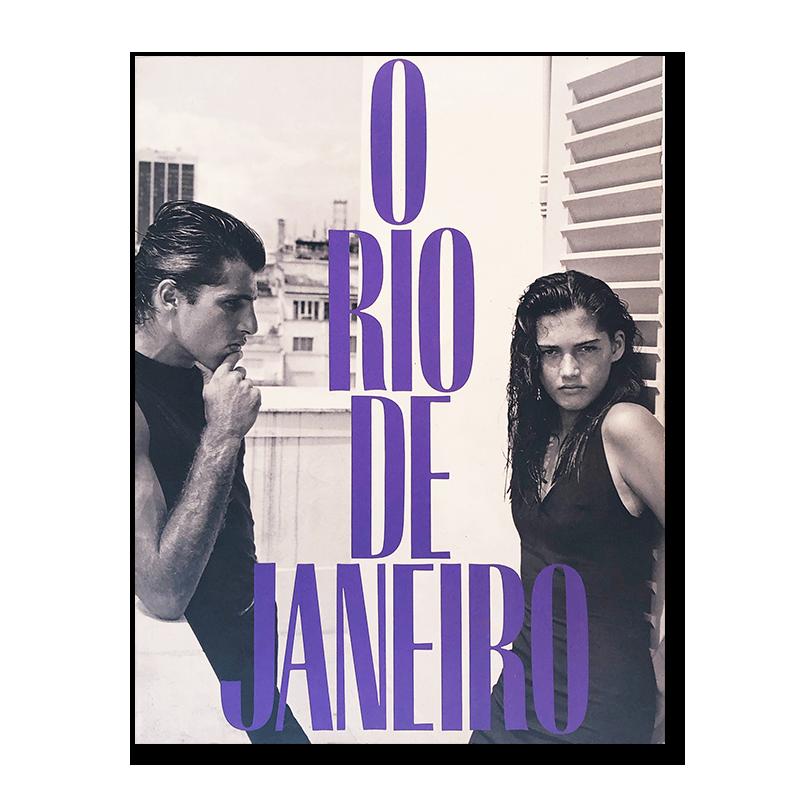 O RIO DE JANEIRO Bruce Weber ブルース・ウェーバー 写真集