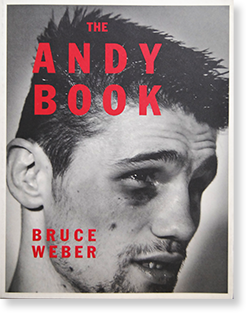 THE ANDY BOOK Bruce Weber ブルース・ウェーバー 写真集