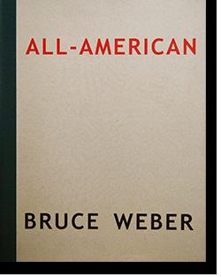 ALL-AMERICAN Bruce Weber ブルース・ウェーバー 写真集