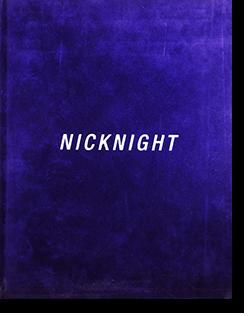NICKNIGHT Schirmer Mosel edition 1994 Nick Knight ニック・ナイト 写真集