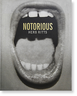 NOTORIOUS HERB RITTS ハーブ・リッツ 写真集