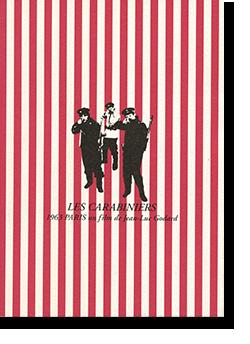LES CARABINIERS 1963 PARIS un film de Jean-Luc Godard カラビニエ ジャン=リュック・ゴダール 映画パンフレット