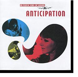 ANTICIPATION Jean-Luc Godard 未来展望 ジャン=リュック・ゴダール 映画パンフレット