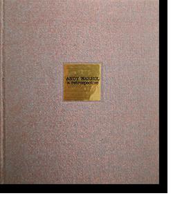 ウォーホル画集 キナストン・マクシャイン ANDY WARHOL a retrospective