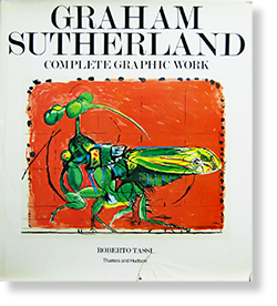 GRAHAM SUTHERLAND COMPLETE GRAPHIC WORK グラハム・サザーランド グラフィックワーク全集