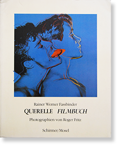QUERELLE FILMBUCH Rainer Werner Fassbinder ケレル フィルムブック ライナー・ヴェルナー・ファスビンダー