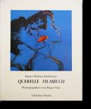 QUERELLE FILMBUCH Rainer Werner Fassbinder ケレル フィルムブック ライナー・ヴェルナー・ファスビンダー