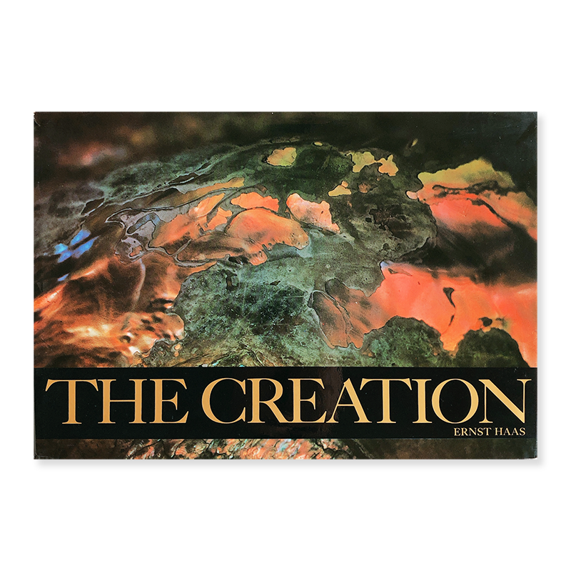 THE CREATION First edition Ernst Haas ザ・クリエイション 天地創造 エルンスト・ハース 写真集