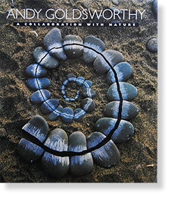 ANDY GOLDSWORTHY A Collaboration with Nature アンディ・ゴールズワージー 作品集