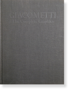 GIACOMETTI The Complete Graphics and 15 Drawings アルベルト・ジャコメッティ グラフィック全集