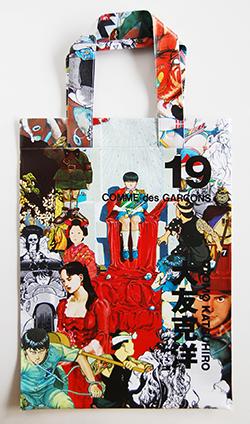 COMME des GARCONS × OTOMO KATSUHIRO 2013 No.19 コム デ ギャルソン×大友克洋 Bag