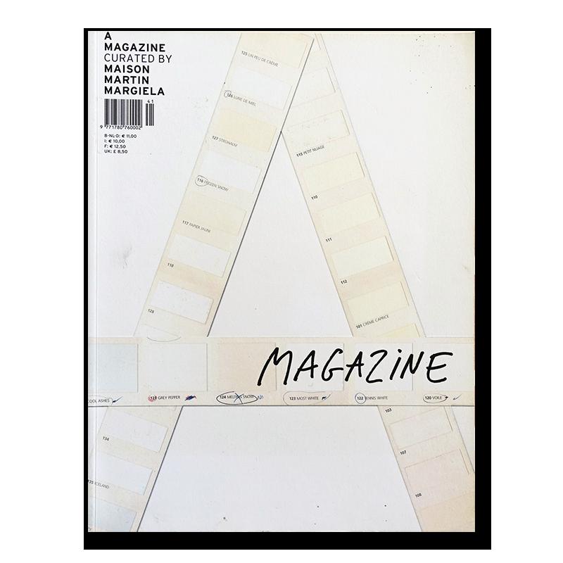 A MAGAZINE #1 Curated by MAISON MARTIN MARGIELA メゾン・マルタン・マルジェラ