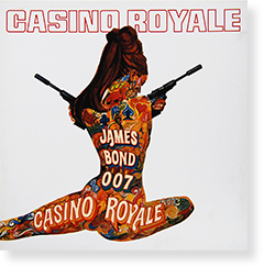 007 CASINO ROYALE Original Motion Picture Souvenir Book カジノロワイヤル 映画パンフレット