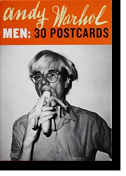 Andy Warhol MEN: 30 POSTCARDS アンディ・ウォーホル ポストカード
