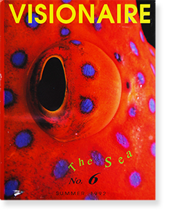VISIONAIRE No.6 The Sea ヴィジョネア 1992年 Summer 6号