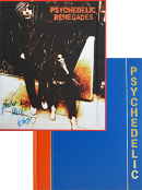 PSYCHEDELIC RENEGADES Photographs of SYD BARRETT by Mick Rock ミック・ロック 写真集 署名本 signed