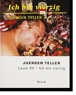 JUERGEN TELLER CHARLOTTE RAMPLING Louis XV / Ich bin vierzig ヨーガン・テラー 写真集 2 volume set