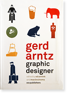 Gerd Arntz graphic designer ゲルト・アルンツ 作品集
