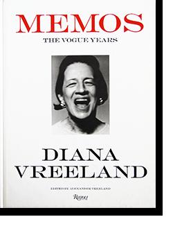 MEMOS THE VOGUE YEARS Diana Vreeland ダイアナ・ブリーランド
