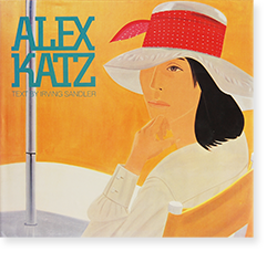ALEX KATZ text by Irving Sandlerアレックス・カッツ 作品集