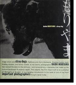 DAIDO MORIYAMA: stray dog 森山大道 展覧会カタログ