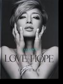 LOVE & HOPE hardcover edition Leslie Kee レスリー・キー 写真集 献呈署名本 Dedication signature