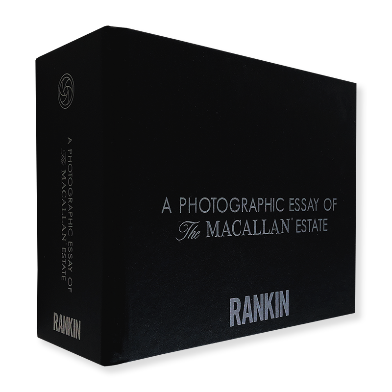A PHOTOGRAPHIC ESSAY OF The MACALLAN ESTATE by RANKIN ランキン 写真集