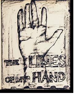 THE LINES OF MY HANDS Parkett/Der Alltag edition ROBERT FRANK ロバート・フランク 写真集