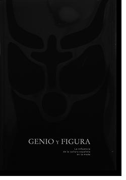 GENIO Y FIGURA Catalogue ファッションとスペインの文化 展カタログ