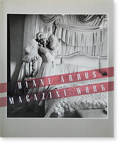 MAGAZINE WORK Hardcover edition DIANE ARBUS ダイアン・アーバス 写真集