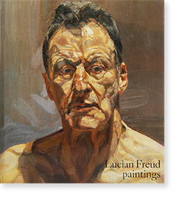 Lucian Freud Paintings ルシアン・フロイド 作品集