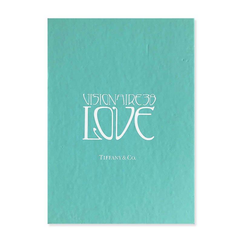 VISIONAIRE No.38 LOVE Tiffany & Co *unopened<br>ヴィジョネア 第38号 ティファニー *未開封品