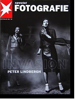 STERN Spezial Fotografie Portfolio No.29 INVASION Peter Lindbergh ピーター・リンドバーグ 写真集