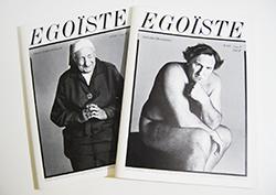 EGOISTE No.14 2 volume set Richard Avedon エゴイスト 14号 全2冊揃 リチャード・アヴェドン