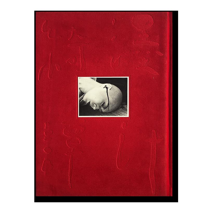 濹汁綺譚 荒木経惟 写真集 BOKUJU KITAN(Marvelous Tales of Black Ink) First edition NOBUYOSHI ARAKI