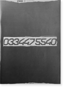 0334475540 ZINE 2 Annual Visual Collection 秦貴美枝